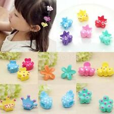 36pcs Baby Girl Mini Hair Claw Clips Cartoon Hair Clips Toddler Girls Clips