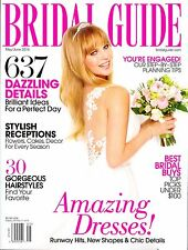 Bridal Guide May/June 2016 Dazzling Details Stylish Receptions Amazing Dresses