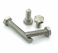304 SS M8 PITCH 1.25 Hexagon Cap Bolts Hex Head Screws M8 *12-150