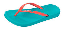 Ipanema Tropical Womens Flip Flops / Sandals - Blue Red - 81030