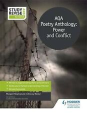 Study and Revise: Aqa Poetry Anthology: Power and Conflict for Gcse by Margaret