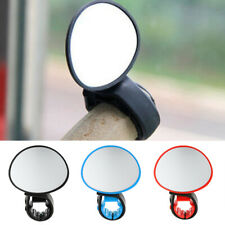 Universal Bike Bicycle Cycling Mirror Mini 360° Rotate Handlebar Rearview Mirror