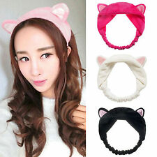 Cute Women Girls Cat Ears Headband Hairband Hair Head Band Party Gift Headdress
