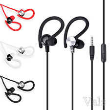 Sport Gym Earphone Ear-Hook Headphone Run Jog Headset For Mobile Phone MP3 MP4