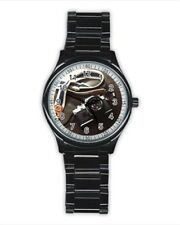 Photography Camera Hobby Stainless Steel Watches