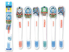 THOMAS THE TANK ENGINE - SLIM LINE TOOTHBRUSH (THOMAS, JAMES, PERCY) **NEW*USA**