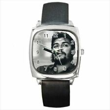 Che Guevara Leather Strap & Stainless Steel Watches