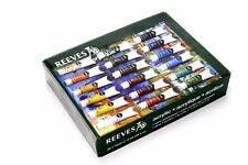 Reeves 36 Tube Water Colour OR Acrylic Set