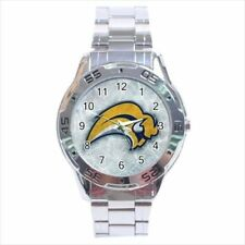 Buffalo Sabres Stainless Steel Watches - NHL Hockey