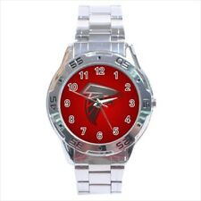 Atlanta Falcons Stainless Steel Watches - NFL Football