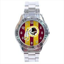 Washington Redskins Stainless Steel Watches - NFL Football