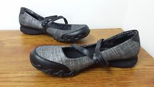 New Womens Skechers Relaxed Fit Bikers Ethereal (48951) Mary Jane Shoes (J44)