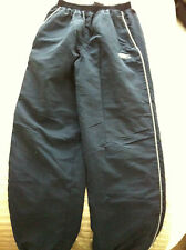 UMBRO tracksuit bottoms / trousers size GB XLB EUR 158cm immaculate condition,