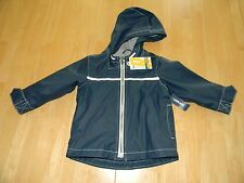 Old Navy Boys 12-18 or 18-24 Months Navy Blue Rain Jacket w/ Hood NWT Ships Free