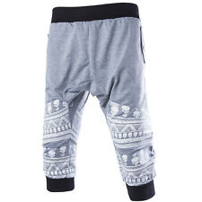 Men's Casual Dance Sports Short Pants Jogging Trousers Jogger SweatPants Pants