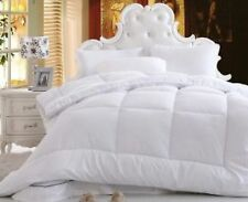 LUXURIOUS DOUBLE FILL GOOSE DOWN ALTERNATIVE DELUXE COMFORTER FULL/QUEEN KING