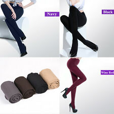 8 Colors NEW Sexy Lady Beauty Opaque Footed Dance Tights Pantyhose Stockings 10