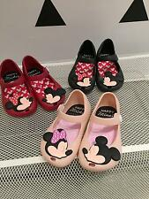 Summer  Minnie Micky Cartoon Kids Sandal Girl Jelly Soft Shoes New Toddler