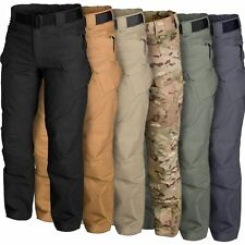 HELIKON UTP TACTICAL MENS CARGO TROUSERS COMBAT PANTS SECURITY ARMY POLICE