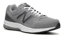 NEW BALANCE Leather Cross Training Running Sneakers, Med & Extra Wide 4E