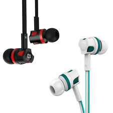 3.5mm In-Ear Headphones Headset Earphone Bass Stereo Earbuds With Mic Warehouse