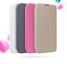 Genuine Nillkin Sparkle Series Matte Leather Flip Wallet Cover For LG Tribute 5