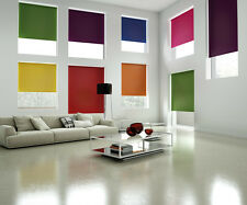 ROLLER BLINDS / MADE TO MEASURE QUALITY FACTORY DIRECT **IN 58 NEW COLOURS **