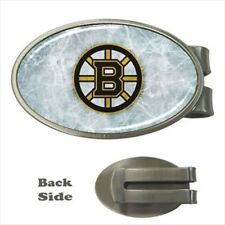 Boston Bruins Chrome Money Clip - NHL Hockey