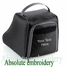 Personalised Quadra Hiking Boot Bag -Protective Carry Case Walking Outdoor QD85