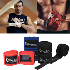 Boxing Hand Wraps Bandages Boxing Fist Inner  Kickboxing Bandages in Pair