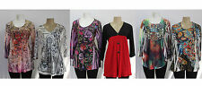 6 Piece Maternity Lot Unique Pregnancy Tops Size Large L 12 Sublimation Six