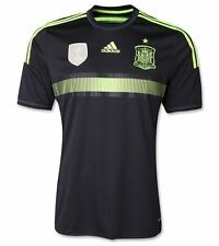 Spain Kids (Boys Youth) 2014 FIFA World Cup Away Jersey