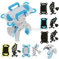 Motorcycle Bike Bicycle Handlebar Mount Holder Cell Phone GPS Cradle