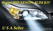BI-XENON Hi/Low DUAL BEAM HID SLIM Kit H4 H13 9004 9007 9008 9003 HB1 HB2 HB5