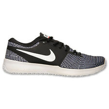 NEW MENS NIKE ZOOM SPEED TR2 AMP TRAINING SHOES BLACK WHITE GRAY 684634-106