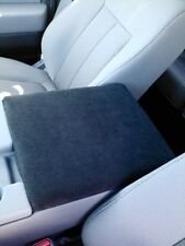 Ford F150 F250 F350 2011-2015 Center Console Armrest Cover (Embroidery Optional)