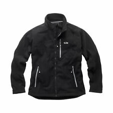 Gill Windproof Fleece Jacket - Black (Breathable Outer or Mid Layer Jacket)