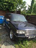 RANGE ROVER P38 SPARES OR REPAIRS X 2