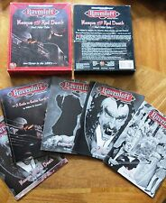 Ravenloft Masque of the Red Death and other Tales AD&D (Campaign Expansion)