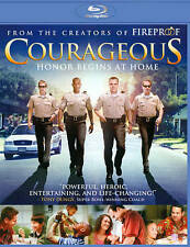 Courageous with Alex Kendrick   (Blu-ray Disc)