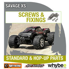 HPI SAVAGE XS [Screws & Fixings] Genuine HPi Racing R/C Standard & Hop-Up Parts!