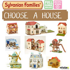 SYLVANIAN FAMILIES HOUSE HOME SETS FULL RANGE CHOOSE YOUR SET BRAND NEW IN BOX