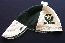 "GO Green/Recycle ""Pot Leaf"" WELDING HAT Hats Cap Fitter American Hotties Mary J"
