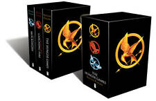 The Hunger Games Trilogy Classic by Suzanne Collins (Paperback, 2012)