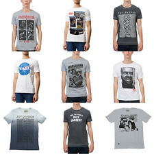 WORN BY men's T-shirt Tee NEW Mens ROCK new PUNK T-shirt CULT Print VARIOUS 2
