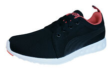 Puma Carson Runner Womens Running Sneakers / Shoes - Black - 3305