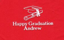 GRADUATION LOGO 50 Personalized printed LUNCHEON DINNER napkins
