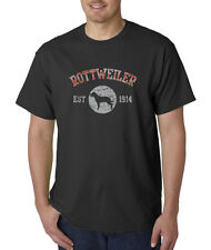 Rottweiler Est 1914 Pure Breed Puppy Dogs Adop Pets Rescue T-Shirt S-5XL