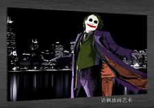 Oil Painting HD Print Wall Decor Art on Canvas,the joker 28 (Unframed) 1PCS