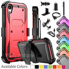 For HTC Desire 626 626S Clip Holster Hard Case Cover Screen Protector Accessorry